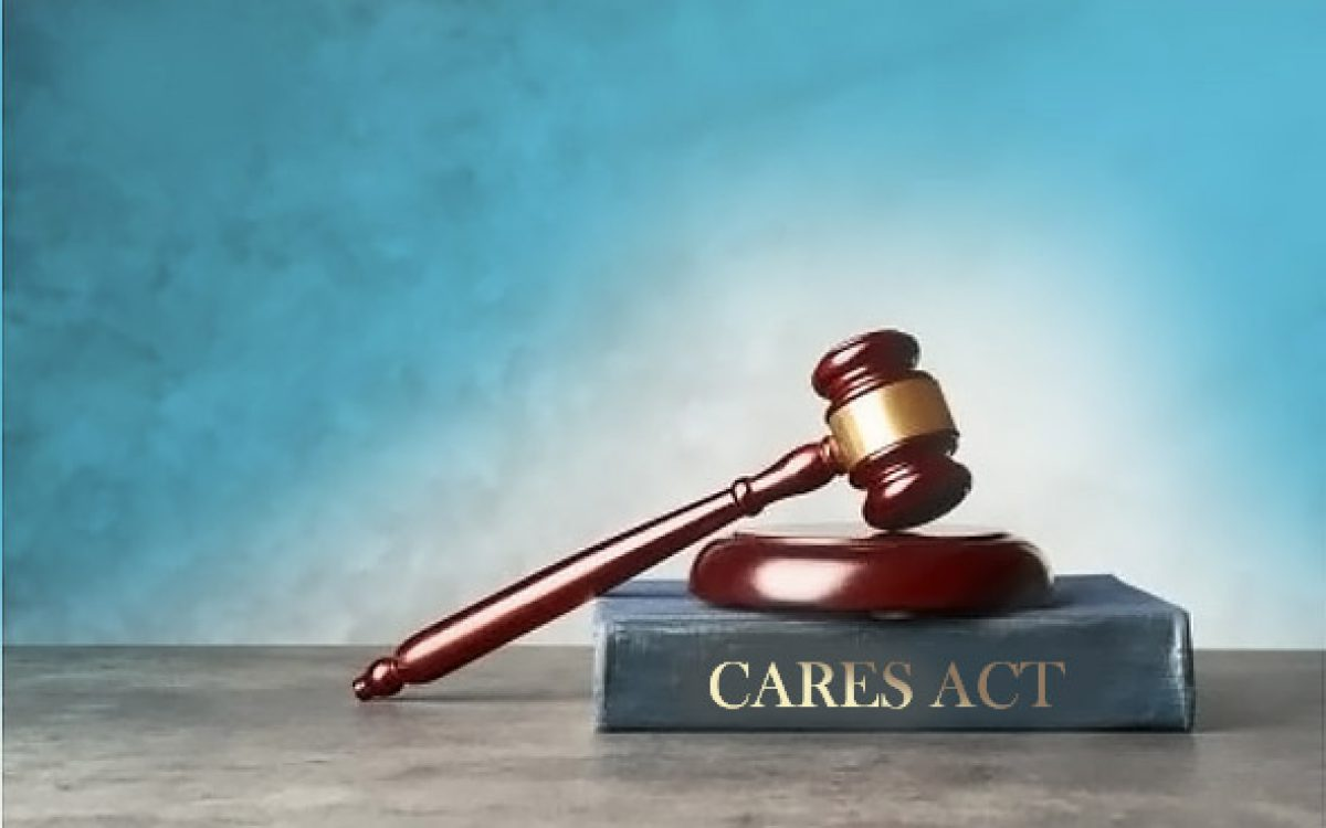 CARES Act to Provide Business Loans, Expanded Unemployment